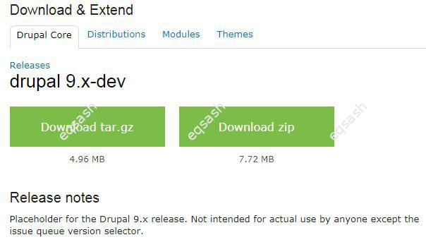 drupal-9-download