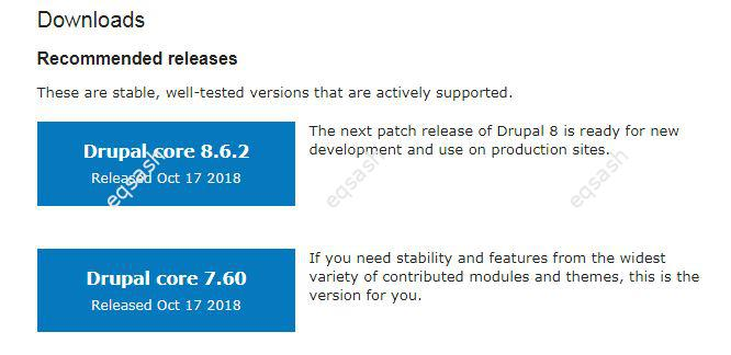 drupal-new-versions-7.60-8.6.2